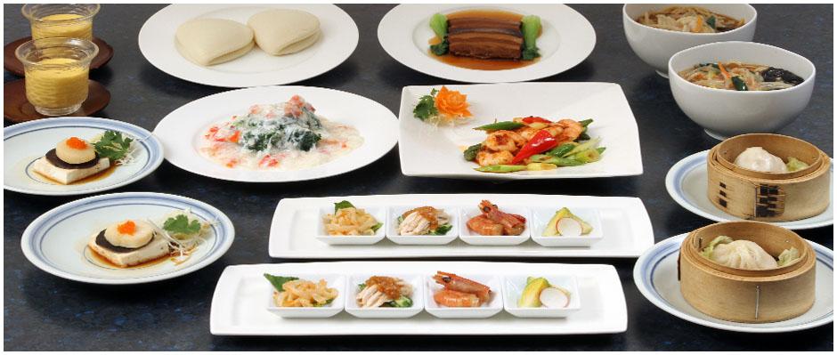本格中国料理、最上の味わい、至福のひとときを